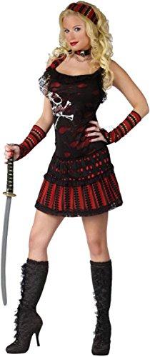 Pirate's Curse Adult Costume - -