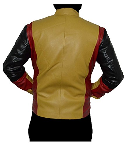Colossus Faux Leather Jacket SAT 2