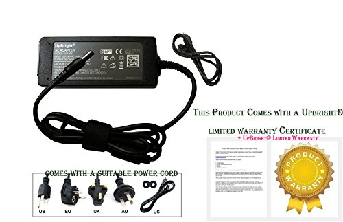 UpBright 12V AC / DC Adapter For Symbol Motorola MC55 MC55A0 MC65 MC67 MC5590 MC5574 MC6596 Barcode Scanner Single Charging Cradle KIT 12VDC Power Supply (NOT 5V. Only for single charging cradle.) by UPBRIGHT