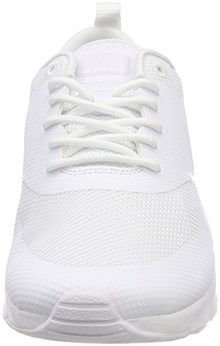Air Wmns White da White Donna NIKE Scarpe Thea 107 White Bianco Max Ginnastica qfwdBRx5B