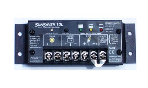 Morningstar SS-10L-12V Sunsaver-10 Amp With Lvd by Morningstar