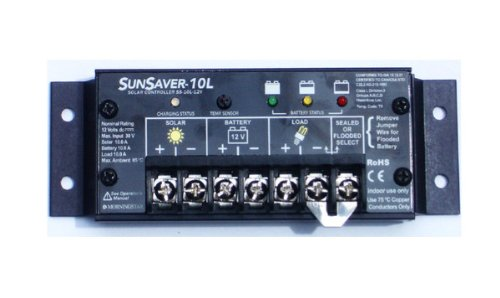 Morningstar SS-10L-12V Sunsaver-10 Amp With Lvd