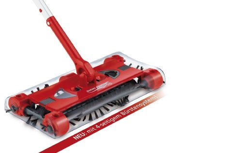 TV Das Original 7146 Swivel Sweeper G2 with Elbow Joint Red