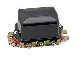 ACCEL 201105 Black Electro Mechanical Voltage Regulator