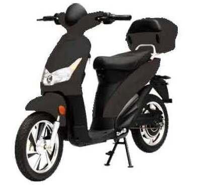 Bicicletta Elettrica Reset Swift Nero Amazonit Sport E Tempo Libero