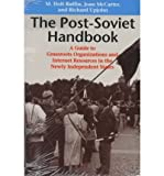 img - for [ Post-Soviet Handbook: A Guide to Grassroots Organizations and Internet Resources By ( Author ) May-1996 Paperback book / textbook / text book