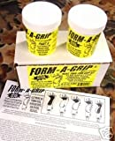 FORM-A-GRIP Bow Grip Kit By Cir-Cut Archery - CUSTOM FIT YOUR BOW GRIP