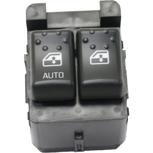 Window Switch compatible with Ion 05-07 Front Left Side Power Coupe Models