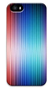 cool-gg Colored light stripes PC Hard new Fashion case for iphone 5 5s