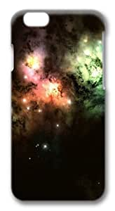 Colorful Cosmic Clouds PC Case Cover for iphone 6 plus 5.5 inch 3D wangjiang maoyi