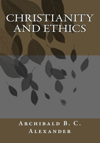 Christianity and Ethics pdf