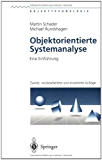Objektorientierte Systemanalyse: Eine Einf??hrung (Objekttechnologie)