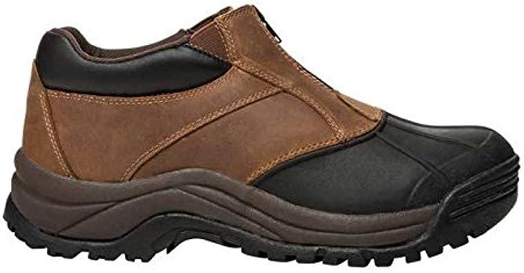 Propet Mens Blizzard Ankle Zip Boot