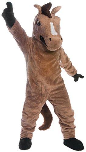 (Mustang Mascot Costume)