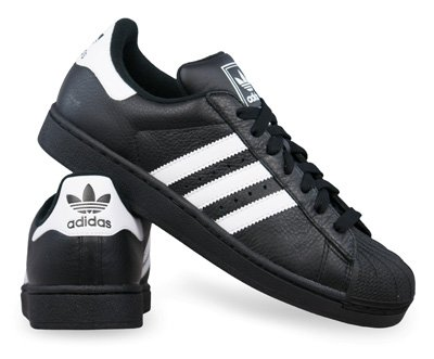 Noir Basket Mode Ii Adidas Homme Superstar qwEB7x4X