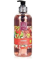 Eyüp Sabri Tuncer Doğal Zeytinyağli Sıvı Sabun Amber, Pet Şişe, 500 ml