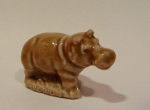 Baby Hippo - Red Rose Tea Wade Figurine, American Series #1 1983-1985