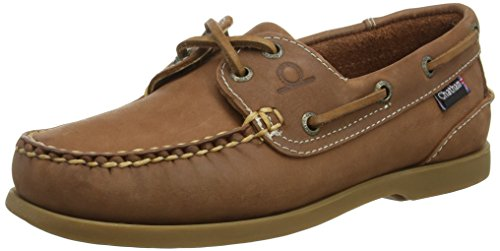 Chatham Deck Lady G2, Scarpe da Barca Donna Marrone (Marrone (Tan))