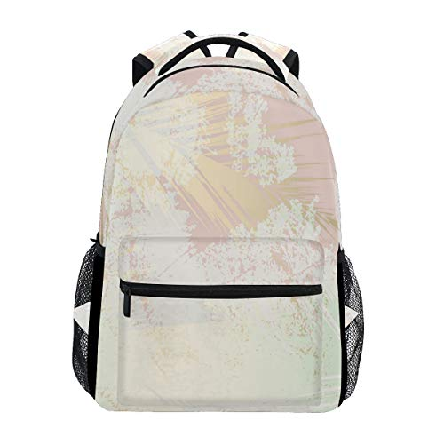 - Snow White Rose Oil Trekking Backpack Fashion Backpack Oversized Backpack Men and Women Durable Travel Computer Backpack 17 Inch Notebook Waterproof Large Business Bag