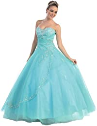 M25 Quinceanera Formal Prom Dress