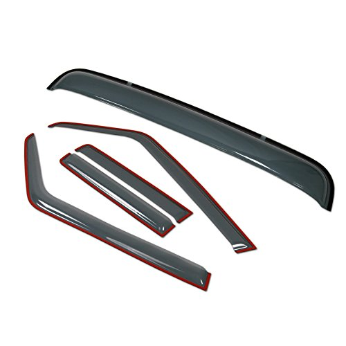 nissan juke window deflector - 2