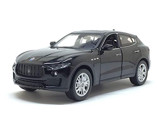 GreenSun 1:32 Scale Maserati Levante Luxury SUV Diecast Alloy Metal Car Model Collection Off-Road Vehicle Model Toys Car for Kids Gifts