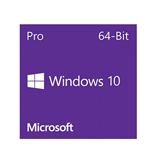 microsoft windows 10 pro 64bit oem dvd import it all