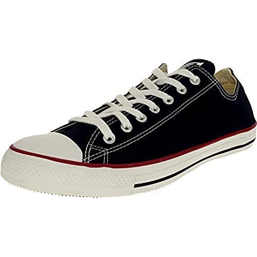 561b2778bdca3c Converse Chuck Taylor All Star Core Low Top Canvas Black Ankle-High Rubber  Fashion Sneaker