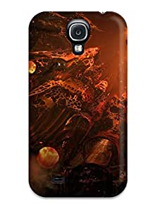 Hot 8854746K14492795 Hot Style Protective Case Cover For Galaxys4(artistic)