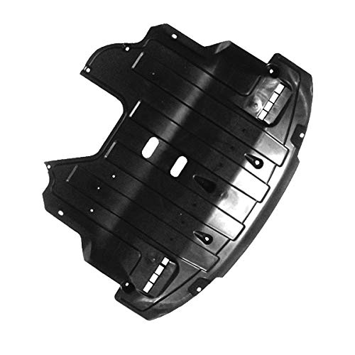 Koolzap For 15-16 Forte Sedan Front Engine Splash Shield Under Car Cover Guard Plastic