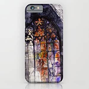 Society6 - Stained Glass iPhone 6 Case by Takmaj