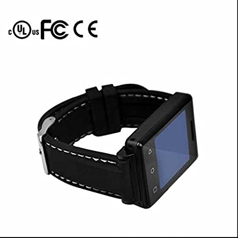 Sport Smart Watch, Reloj de pulsera Watch Teléfono de reloj, frecuencia cardíaca Tensiómetro, seguimiento podómetro calorías ...