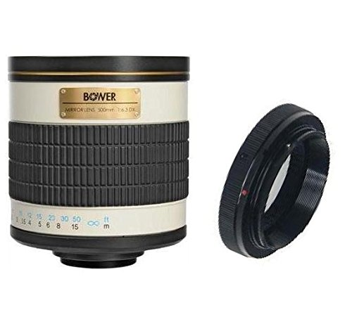 Review Bower 500mm f/6.3 Telephoto
