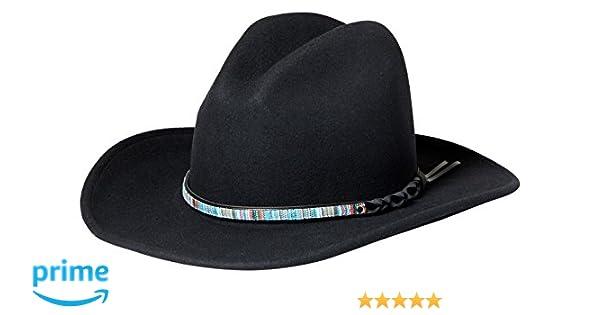 6a7f7c4d19cd2 Bailey Western Men s Covert Packable Litefelt Western HAT