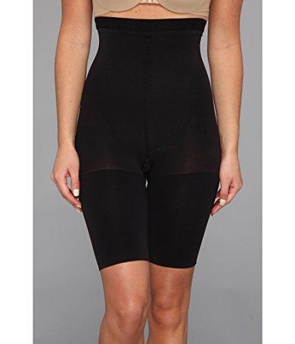 SPANX Women's Higher Power¿ New & Slimproved Black - Power Panties Higher