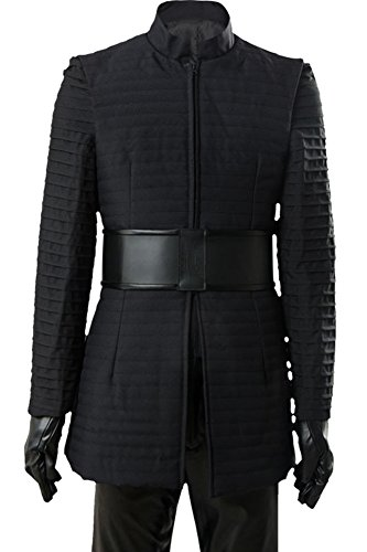 CosplaySky Star Wars 8 The Last Jedi Kylo Ren Costume Halloween Outfit Large by Cosplaysky (Image #4)