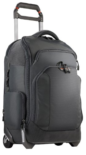 Briggs and Riley Luggage Exchange Rolling Backpack, Slate, One Size, Bags Central