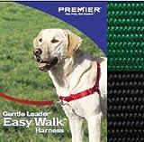 Easy Walk Harness – XLarge, Green, My Pet Supplies