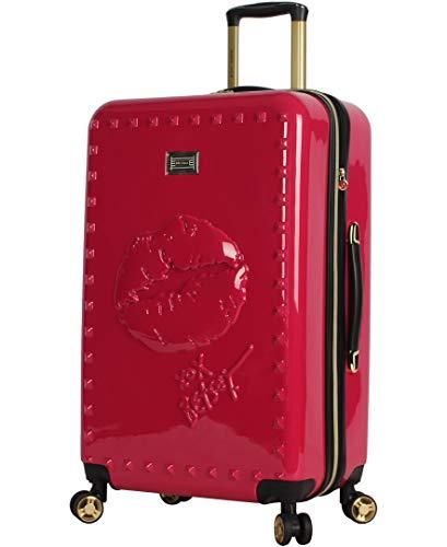 Betsey Johnson Luggage Hardside Midsize 26