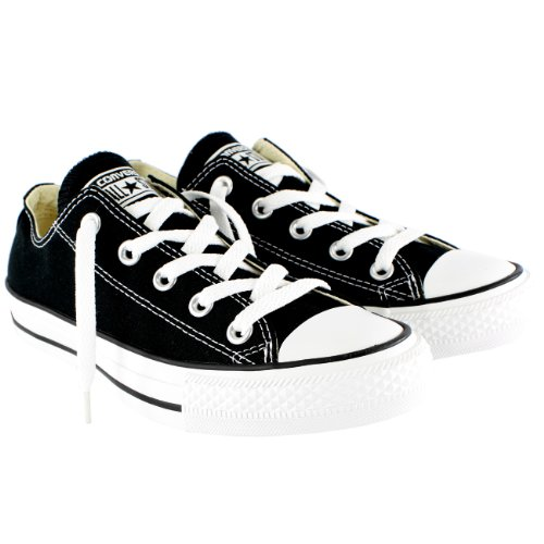Converse Chuck Taylor All Star Ox Sneakers Sort Monokrom zn5NoZZ