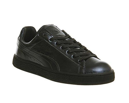 Calzado W black Indigo Basket Creepers Puma tqAEOxwB