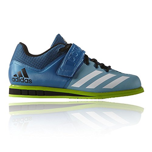 Adidas Powerlift.3 Mens Weightlifting and Gym Training Shoes - Blue, 13.5...