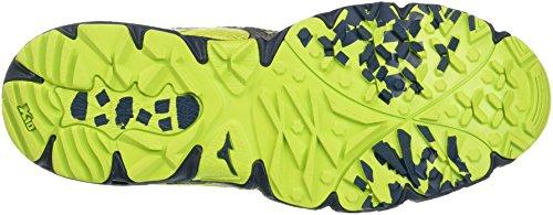 Limepunch 03 Homme Chaussures Mizuno Wave Multicolore Kien Randonnée Silver Hautes de Majolicablue x1aAw8