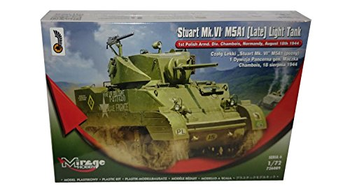 Used, Mirage Hobby 726089 Late – Model Kit Stuart Mk. VI for sale  Delivered anywhere in USA