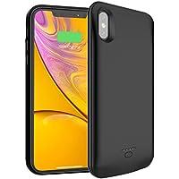 Treezitek 4000mAh Portable Protective Charging Case for iPhone X, iXs