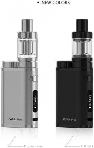 Eleaf iStick Pico TC 75W / MELO 3 Mini bronce negro (sin nicotina ...