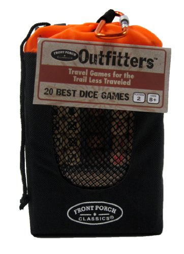 Outfitters Best Dice Games made our CampingForFoodies hand-selected list of 100+ Camping Stocking Stuffers For RV And Tent Campers!