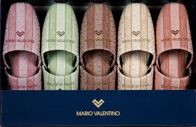 Mario Valentino slippers Muza 5P Gift Set (Valentino Bath)