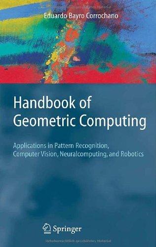 Handbook of Geometric Computing Pdf