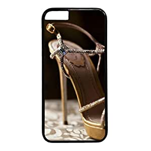 """High Heels Case for IPhone 6(4.7"""") PC Material Black"""